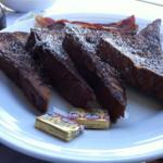 Koa's Seaside Grill: French Toast and Bacon