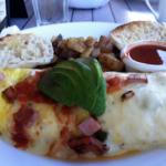 Koa's Seaside Grill: Spanish Omelette