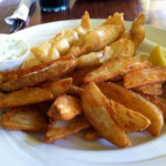 Captain Jacks Island Grill: Fish n Chips