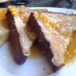 Sugar Cane Maui: French Toast and Bacon