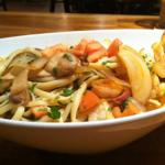 Koa's Seaside Grill: Shellfish Linguine