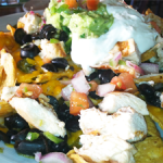 Koa's Seaside Grill: Koa's Nachos with Chicken